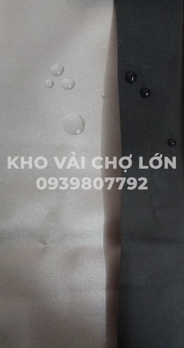 Fabric Silver 70D (waterproof)