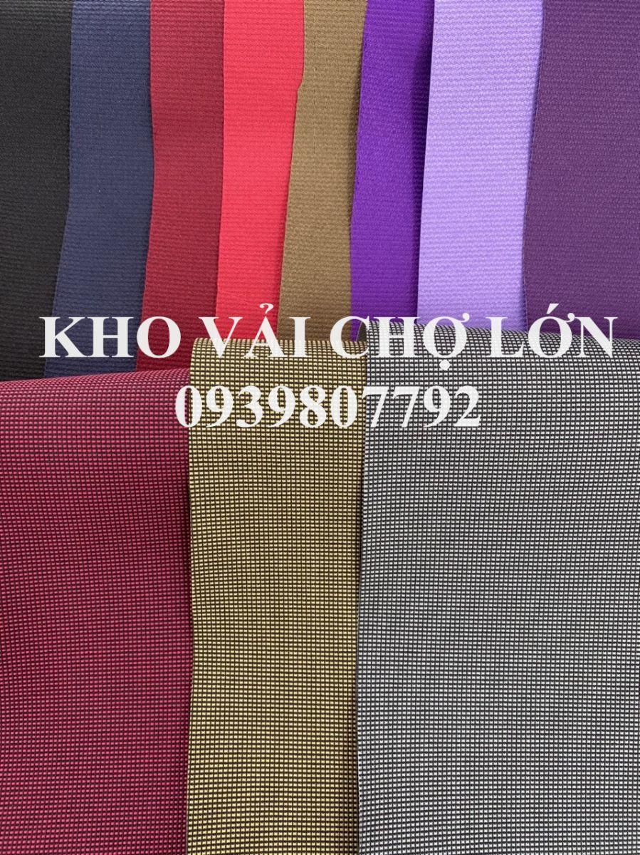 600D Chain Cloth (PVC, Dyed Cloth)