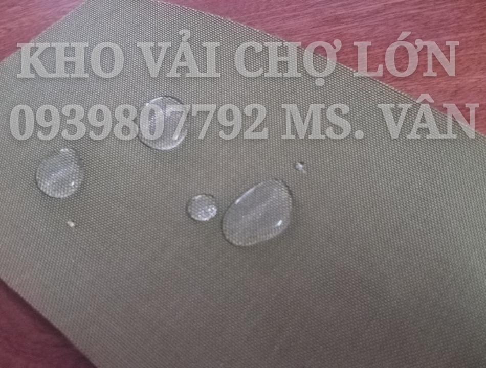 1000D Nylon codura/ chống thấm